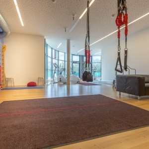 Physiotherapie Magdeburg Herrenkrug Schlingentraining